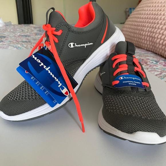 champion women's athletic shoes